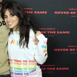 Tops Camila Cabello She Loves Control Tour Longsleeve Poshmark